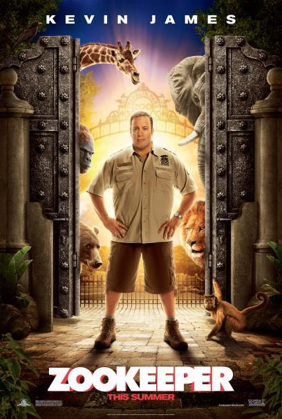 zookeeper  affiche et r u00e9sum u00e9 du film  u2013 placedecinema