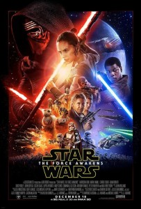 poster star wars 7