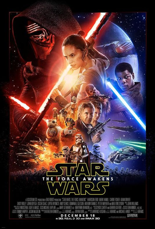 Star Wars 7 – Poster et Trailer officiel VOSTFR